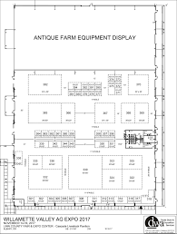 willamette valley ag expo floor plans