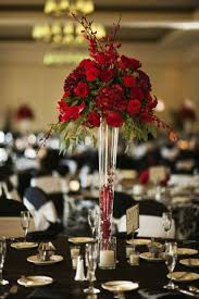 23 best red centerpieces images on pinterest red centerpieces