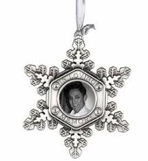 personalized merry from heaven ornament merry heavens