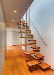 Metal Banisters Interior Stairs Design Modern Wooden Stair Design With Metal