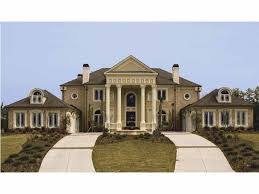 symmetrical house plans eplans neoclassical house plan a grand design 5730 square