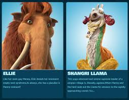 http www iceagemovies characters ice age printables