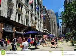 Macy S Herald Square Floor Plan by Nyc Herald Square Pedestrian Zone And Macy U0027s Editorial Stock