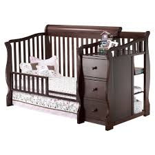 Sorelle Tuscany 4 In 1 Convertible Crib And Changer Combo by Jdee Net Finest Baby Merchandise