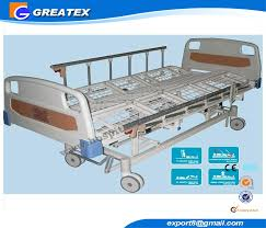 rotating hospital bed gtxb2e15018 5 function electric rotating bed china greatex medical