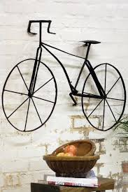 Home Decor Sculptures Bicycle Wall Sculpture Wall Sculptures Wall Art Home Decor