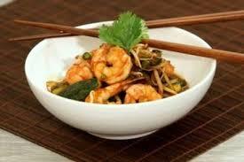cuisine asiatique facile recette de sauté de crevettes à l asiatique facile et rapide
