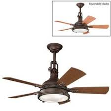 kichler barrington ceiling fan d s ceiling fan roundup love that copper rose gold one for the