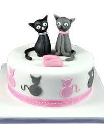 Best 25 Cat cakes ideas on Pinterest Cat birthday cakes Kitty