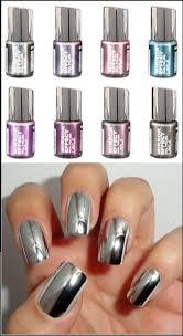 25 best chrome mirror nail polish ideas on pinterest metallic