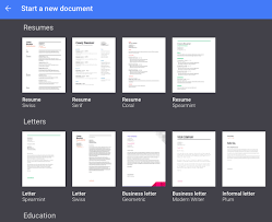 resume templates google sheets google resume template nicetobeatyou tk