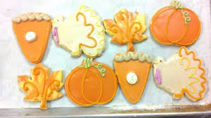 thanksgiving pie cut out cookie dinner roll orders order by