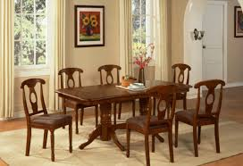 dining room glass round dining table beautiful wood dining room