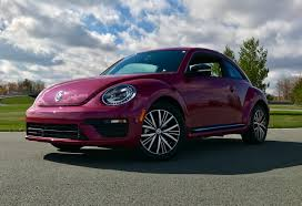 2017 volkswagen beetle overview cars 2017 volkswagen beetle pinkbeetle test drive review autonation