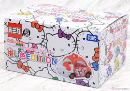 Dream Furniture Hello Kitty by Dream Tomica Hello Kitty Collection 2 Set Of 6 Tomica Images List