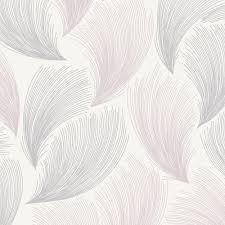 rasch gatsby fan feather glitter motif textured vinyl wallpaper