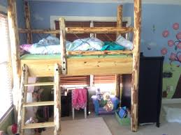 bedroom treehouse loft bed diy treehouse bed fort loft bed