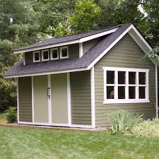 how to build a shed with a front porch family handyman reader project garden shed