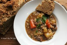 ina garten s unforgettable beef stew veggies by candlelight a feast for the eyes guinness irish lamb stew irish brown soda bread