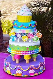Home Decorated Cakes Best 25 Kid Birthday Cakes Ideas On Pinterest Cakes