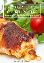 cuisine roller grilled chicken roller