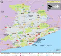 world map city in dubai barcelona map city map of barcelona spain