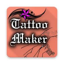 tattoo maker tattoo design app tattoo font android apps on