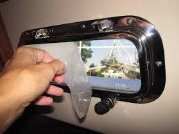 cara mia u0027s solution static cling film boat curtains