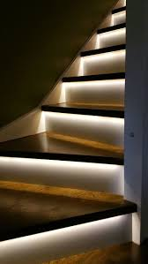 How To Install A Banister Best 25 Stair Lighting Ideas On Pinterest Led Stair Lights