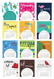 Small Desk Calendar 2015 This Beautiful 2017 Desk Calendar Features 12 Colorful Bird And