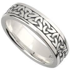 Irish Wedding Rings by Trinity Knot Wedding Bands