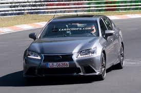 lexus isf trd spied new lexus gs f takes to the u0027ring for testing