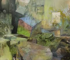 Seeking Painting Benjamin Deakin Seeking News From Nowhere Week