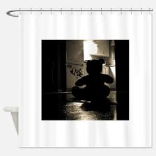 Teddy Shower Curtain Shower Curtains Cafepress
