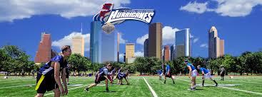 Houston City Flag Hurricanes Flag Football League