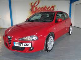 used alfa romeo 147 1 6 for sale motors co uk