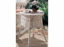 Wicker Accent Table Wicker Porch Furniture Wicker Paradise