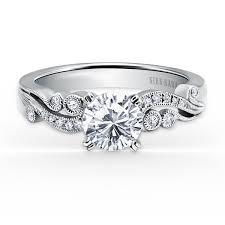 kirk kara wedding band kirk kara k1250dc r engagement ring