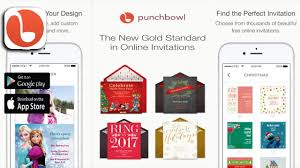 online thanksgiving invitations punchbowl u2013 online invitations lifestyle application youtube