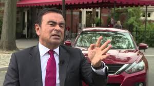 2016 nissan altima car gurus nissan chairman carlos ghosn reveals 2016 nissan altima youtube