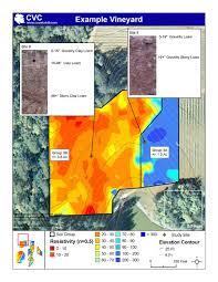 Soil Maps Coastal Viticultural Consultants
