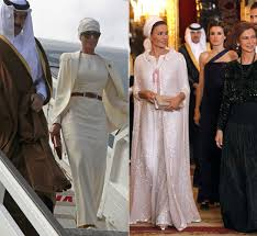 wedding dress qatar sheikha mozah bint nasser al missned and sheikh hamad bin khalifa