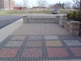 Pavers Over Concrete Patio by 23 Concrete Pavers For Patio Electrohome Info