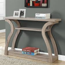 decorating the entry hall tables wood furniture