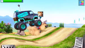 hill climb racing monster truck monster truck racing big bubba outlaw gameplay android ios