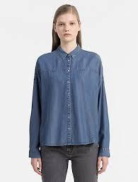 royal blue blouse top s tops blouses on sale calvin klein