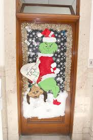 Grinch Office Decorations by Decorated Office Doors At Leominster City Hall December 16 2017