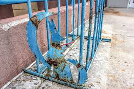 neglect is obvious on municipal court grounds