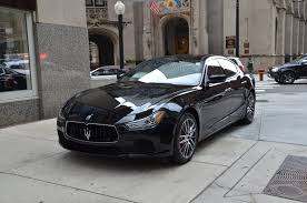 all black maserati 2017 maserati ghibli sq4 s q4 stock m602 for sale near chicago