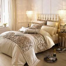 kylie minogue alexa gold bed linen range house of fraser